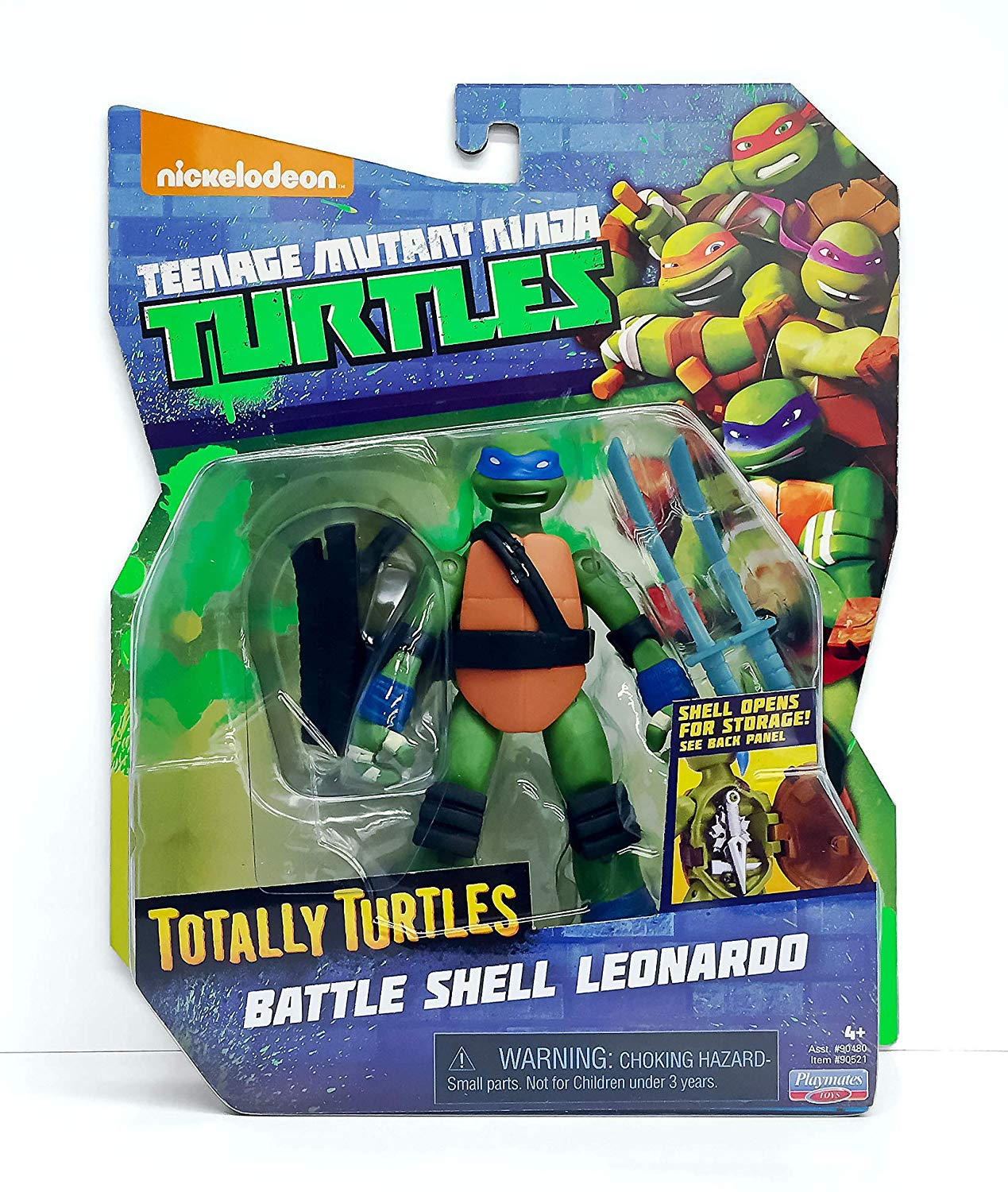 Nickelodeon Teenage Mutant Ninja Turtles Toys Ninja Turtle